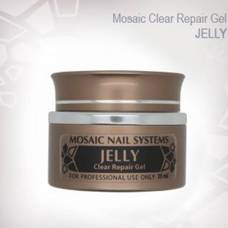 """Jelly"" Mosaic Builder Gel thick 15ml"