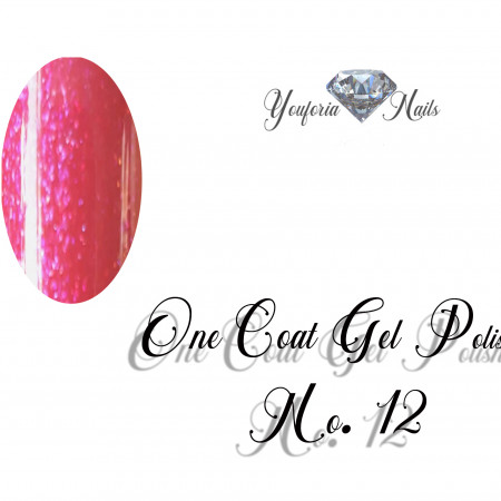 One coat Gel-polish 12