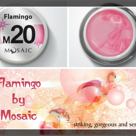 Metallic collection Flamingo M20