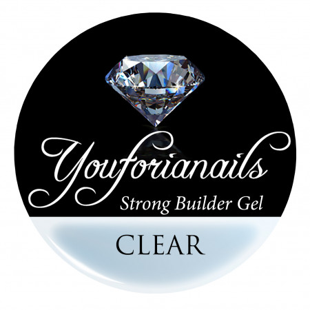 Strong Builder Gel Clear 5ml Sample