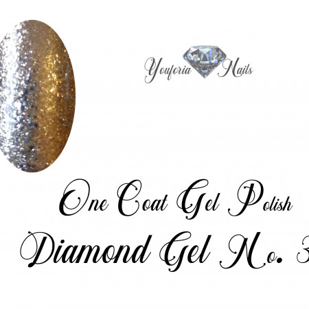 Diamond Gel One Coat Gel Polish No. 31