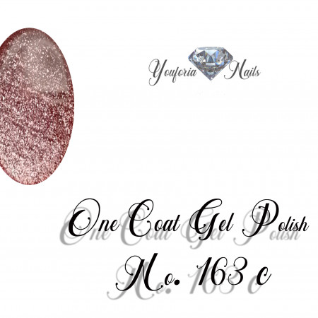 One Coat Gel Polish No. 163c