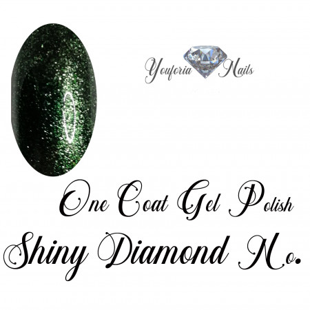 One Coat Gel Polish Shiny Diamond No. 12