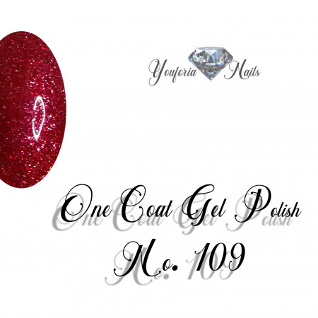 One Coat Gel Polish No. 109