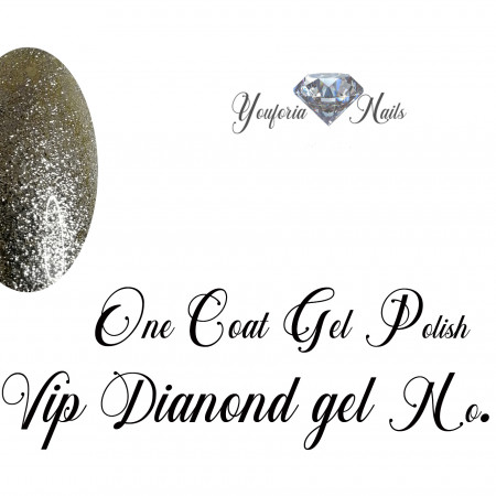 One Coat Gel Polish VIP Diamond gel No. 11