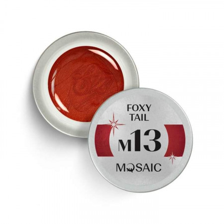 Mosaic gel paint M13 Foxy tail 5ml