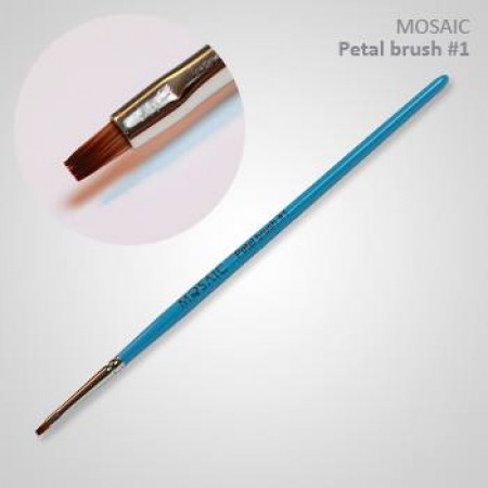 Mosaic Petal Brush #1