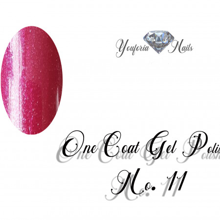 One coat Gel-polish 11