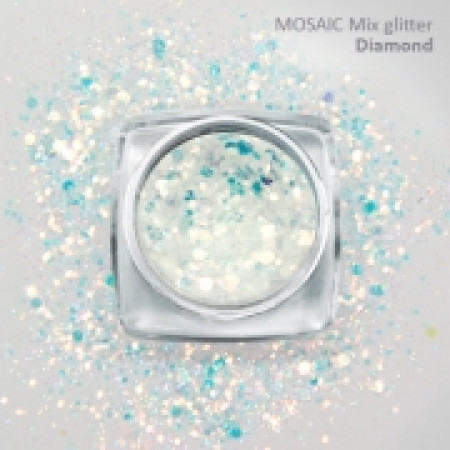 """Mix"" Glitter Diamond"