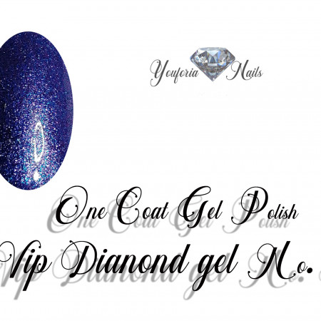 One Coat Gel Polish VIP Diamond gel No. 32