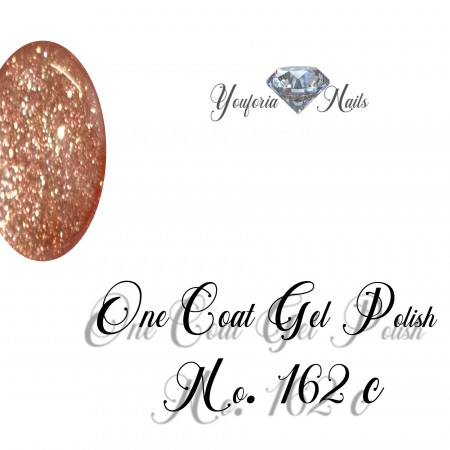 One Coat Gel Polish No. 162c